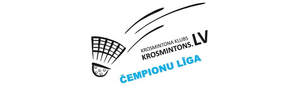 KK Krosmintons.lv čempionu līga